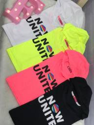 T-shirt now united