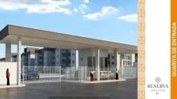 Condomínio, Reserva São Luís, 2 quartos/ Dimensão