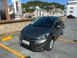 Peugeot 208 Allure 1.6 Flex 16V 5p Aut