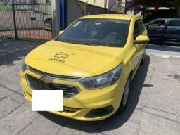 Cobalt lt 2016 ex taxi, completo+gnv, aprovação imediata, s/ comprovação de renda!!!