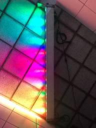 Luz Ribalta 36 LEDS a prova dágua
