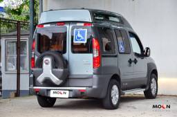 Fiat Doblo Adv 2010 Teto Elevado c/Plataforma Automatizada pra PcD legalizada