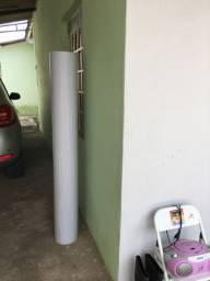 Cano PVC 200mm de 8 pol.