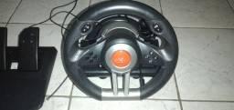 Volante + pedal