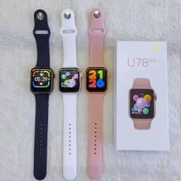Smartwatch U78 Relógio Inteligente