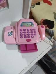 Máquina registradora infantil