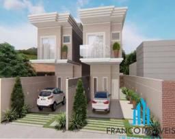 Casa duplex com alto padrão de qualidade e fino acabamento na praia do morro