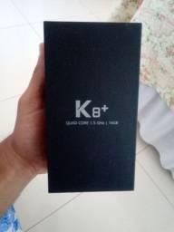 LG k8+ 16gb