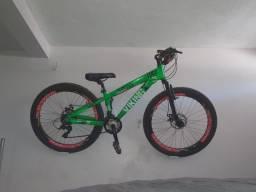 Bicicleta Viking Tuff Verde