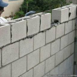 Vendo blocos de concreto