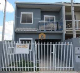 Sobrado com 2 dormitórios à venda, 68 m² por R$ 240.000 - Sítio Cercado - Curitiba/PR