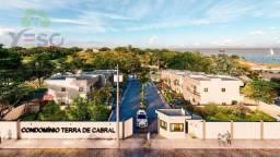 Casa em condomínio fechado com 2 suítes à venda, 100 m² por R$ 245.000 - Vista Mar Terra d