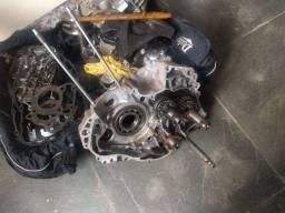 Meio do motor Fan, Start e Titan 160 (carcaça)