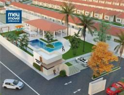 40-Lançamento casas condomínio fechado_próximo posto Maracajá