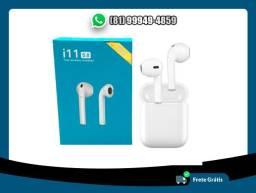 Fone De Ouvido Sem Fio Touch Bluetooth I11 Tws