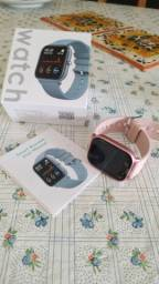 Smartwatch Colmi P8 - sem uso