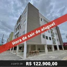 Entrada reduzida e parcelas acessiveis - 02 quartos bairro Colúmbia - Colatina/ES
