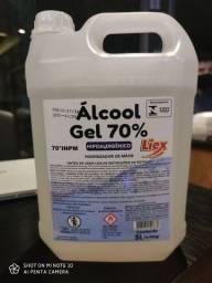 Álcool em gel 5 litros