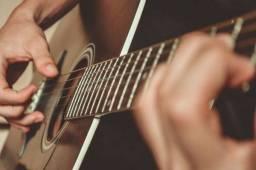 Aulas on-line de violão