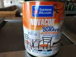 Tinta Esmalte sintético Cor Platina 3.600 barato