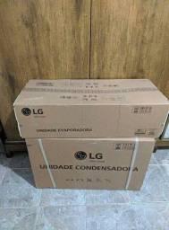 Ar condicionado inverter Lg dual inverter 12000 btus
