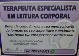 Terapeuta Especialista em Leitura Corporal