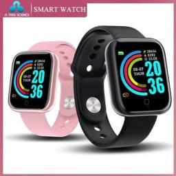 Smartwatch Heart Monitor