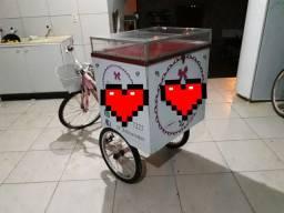 Food bike triciclo