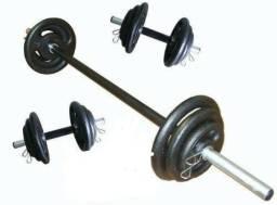 Kit musculação