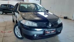 Renault Megane Dynamique 1.6 completo só bsb completíssimo 2008 Impecável