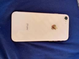 Vende se iPhone 8 256g rose