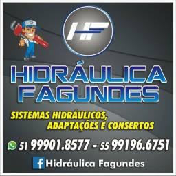 Kit de direção hidráulica