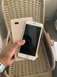 iPhone 8 Plus 64G ouro rose