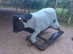 Vaca mecânica básica