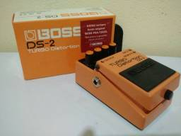 Pedal para guitarra Boss DS-2