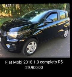 Fiat mobi 2018