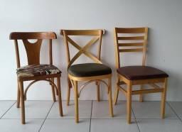 Cadeiras * novas com.nf *