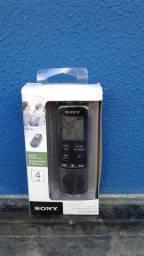 Gravador digital Px 240 Sony 4G novo zap