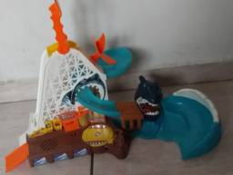 Pista hot weells tubarão