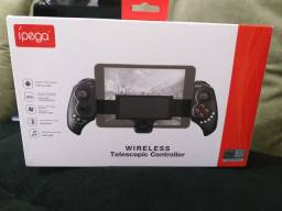 Controle Gamepad Bluetooth Ipega 9023 Tablet Celular Pc Jogo