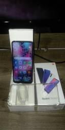 Troco Redmi note 8 T novo, caixa e acessórios troco por celular do meu interesse