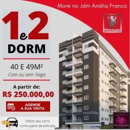 Apartamento de 1 ou 2 Dormitórios na Vila Formosa