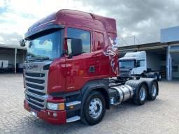 Scania R440 6x4 (traçado) 2014