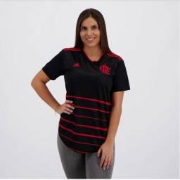 Camiseta Flamengo Feminina