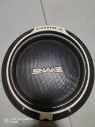 Sub snake 500 RMS bobina dupla