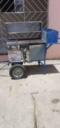 Carroça de tapioca