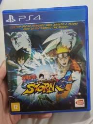 Naruto Ultimate Ninja Storm 4 - PS4/Playstation 4