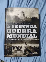 "Livro ""A Segunda Guerra Mundial"""