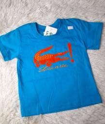 Blusa Infantil p/ menino R$ 20,00