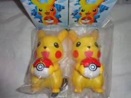 Duas Caixas de Som Pikachu